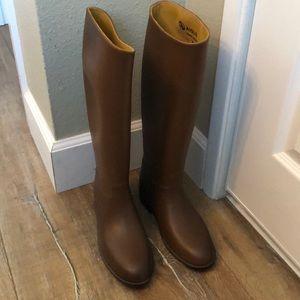 Brand New Aigle Rain Boots 7.5